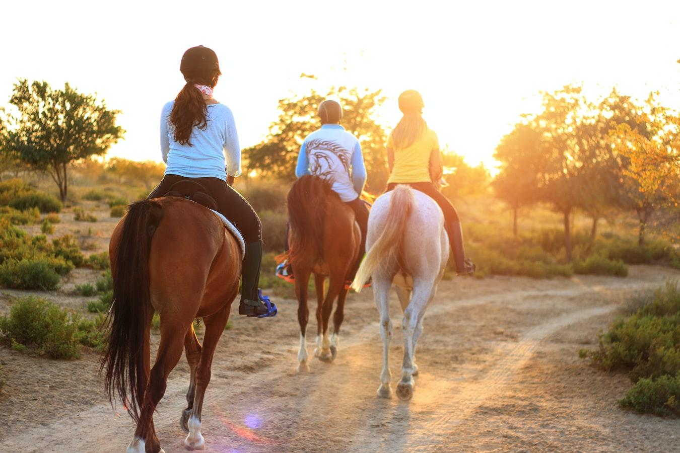 Strój jeździecki dla dziecka